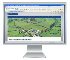 Glanbia Estates Website