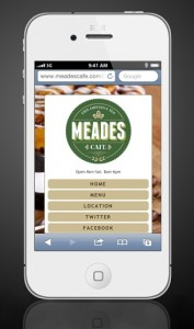 Meades Cafe Mobile