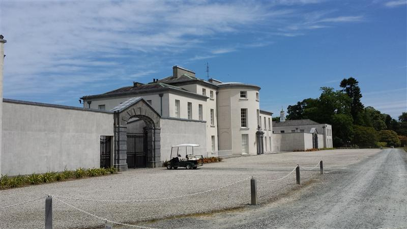 Mount Congreve Stately Home